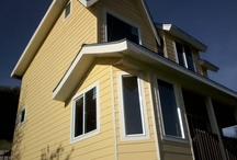 exterior soffits / by Deana Harkness