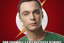 Big Bang Theory / by Rob Hurt