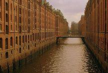 Hamburg / by Cornelia Wolff