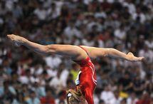 gymnastics I love / by Beth Brake