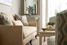 Living Rooms / by Wendy Hicken