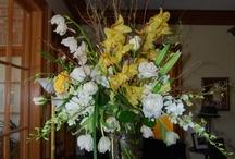 Everyday Floral Arrangements / Various arrangements from Rickey Heroman's Florist / by Rickey Heroman
