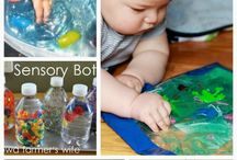 Baby + Toddler activities / by Maria Torres