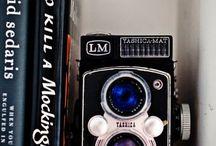 Cameras / by Cindy Stutz