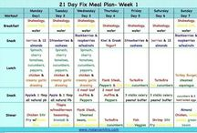 21 Day Fix / by Renee Reese
