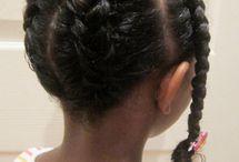 Girlie hairstyles / by Jasmine Ellis