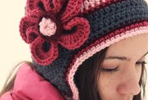 I love to crochet hats !!!!! / have made a lot of hats, sold a lot too / by MaryAnne M