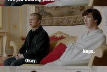 Sherlock / by Kay Budnik