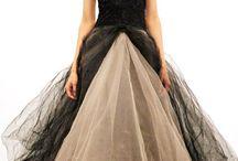 What a pretty dress!  / by Tan Packham