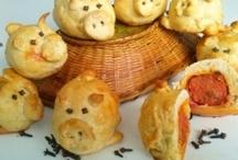 Pig Day ideas / by Jane McCarty Osypowski