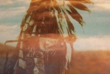 NATIVE AMERICANS / The Original Land Owners of the US / by Phyllis Jones