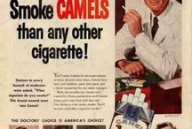Vintage Advertising / Old School Ads With Many You Would Never See Today / by Darby