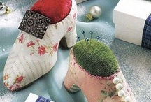 Pincushions / by A Tripp in Time