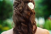 hair! / by Marissa Veilleux