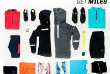 Get Miles - 2013 Gift Guide / Get the runner on your list the gear they need to go the distance.  / by Eastbay