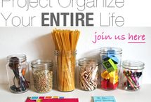 I will get organized! / by Lori Stough
