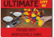 Mathematics / by Cindy Garrett