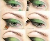 Make Up How to do? / Make up examples, how to do? / by Yoga Teacher Journal