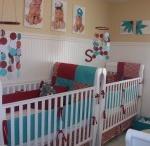 New Girl's Nursery / by Miranda W