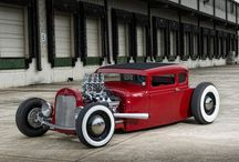 Rat Rods / by william holder