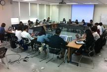 Editorial Design Studio @HI 2012 / design studio; editorial design @Hongik Univ. Seoul KOREA 2012.09~12 simwujin  / by Wujin Sim