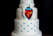 Thema | Superhero / Themabruiloften met als thema superhero. Spirermans, superman, the Hulk etc / by Imagine Weddings