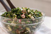 Salad! / by Carolyn Bowe