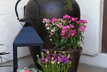 Outdoor Decorating / by Susan Worosello