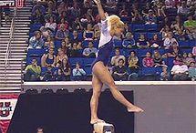 Gymnastics/Cheerleading Coach. / by Anna Murphy