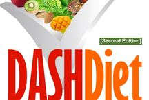DASH Diet / Dr. Patel an Dr. Purohit recommended this diet plan to me as being the healthiest diet to do.  Oh, and Dr. Oz, too.  :)  It's sensible clean eating, not fanatical.  / by Sharon Brown