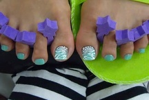 Summer toes / by Kerri Streyle