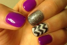 Nails & hair / by Hannah Applebaugh