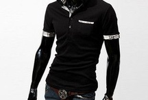 Korean Style Men's Clothes / by C Lee