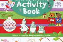 It's Never too early for Christmas!! / great books and activities for the kids in your life / by Tiffani Paynter