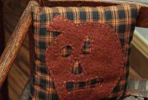 Jacks & Harvest Thyme 2014 / by Hannah's Home Folk Co. Primitives with Soul & Spirit