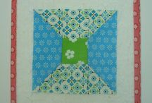 quilt blocks / by Rhonda Gaines Desgranges