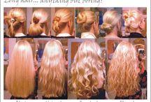 Hair Styles / by Jessica Schneider