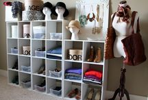 Coveted Closets / by Paula Ogier