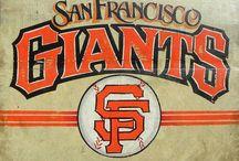 San Francisco giants / by Alexandra Zelaya
