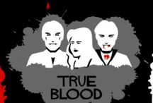 True Blood / by Derrick Etheridge