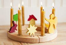 Birthdays / Celebrating children's birthdays, Waldorf style! / by Bella Luna Toys