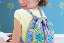 Crochet Bags, Totes, & Pouches / by Lizette Zamora