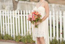 East Coast Wedding Inspiration by Jill La Fleur / by The Cotton Bride
