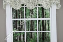 Country Style Valances / by Swags Galore