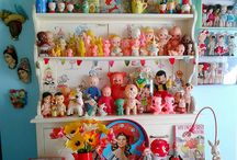 Collections / by Jan Moore