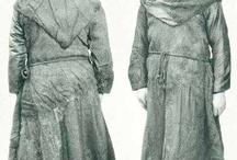 500-1100 - Vikings & Dark Ages fashion & textiles / by Leimomi Oakes