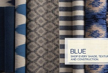 Blue / by Capel Rugs