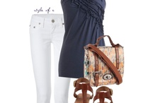Outfits / by Janessa Blalack