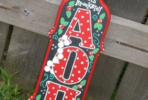 AOII!!! / by Taylor Stewart