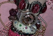 fashion: just jewelry / jewelry can make or break an outfit / by Mare